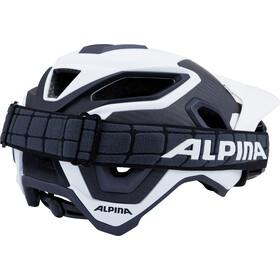 Alpina Rootage Helmet white-carbon